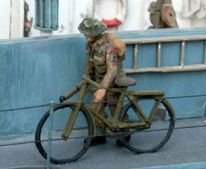 British Infantry w/cycles